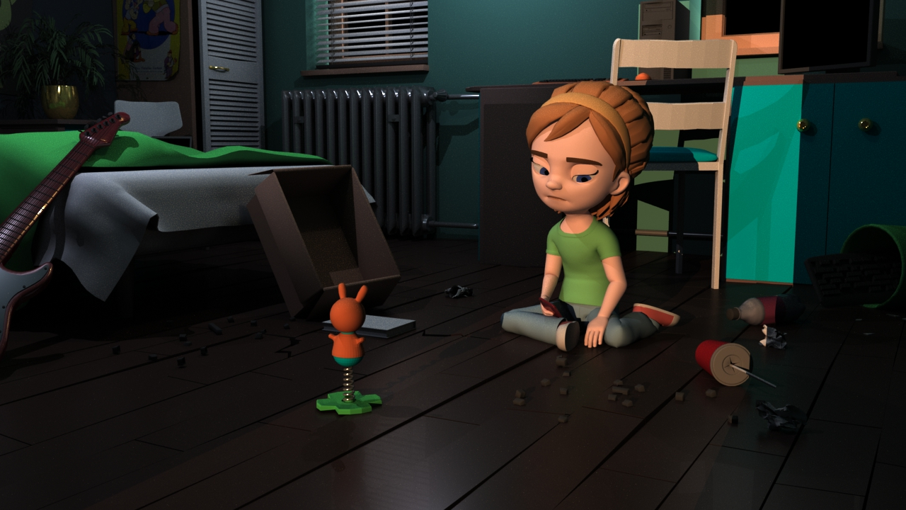 Jonathan's Animation